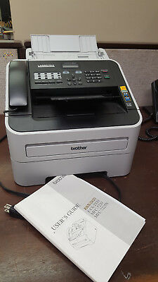Brother FAX 2840 IntelliFax High Speed Fax in Condition!