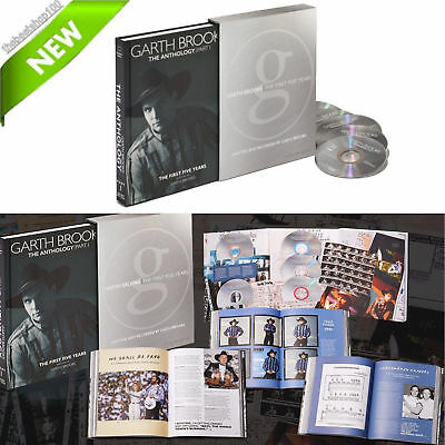 The Anthology Part 1 Limited Edition by Garth Brooks Hardcover by Garth Brooks