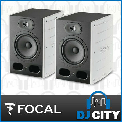 "Focal Alpha 50 Professional 5"" Powered Near Field Studio Monitors (Pair)"