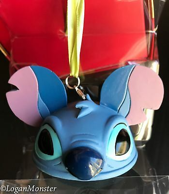 Disney Park Pack Stitch Ear Hat Ornament Subscription September 2017