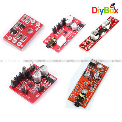 MAX9814 ELECTRET MICROPHONE Amplifier Board Module AGC Auto Gain For