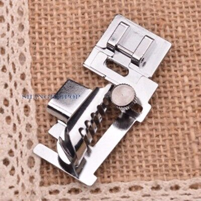 Rolled Hem Hemmer Foot Presser for Brother Singer Janome Domestic Sewing 6mm New