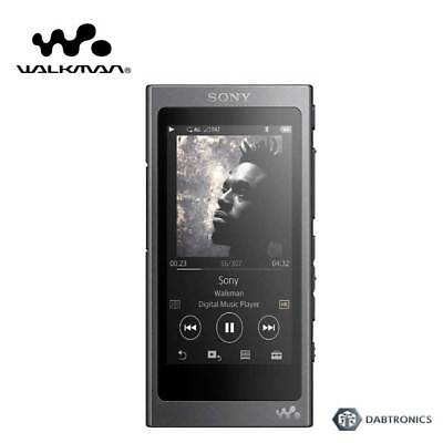 Sony NWA45 Walkman w/High-Resolution Digital Audio MP3 16gb Micro SD FM Radio