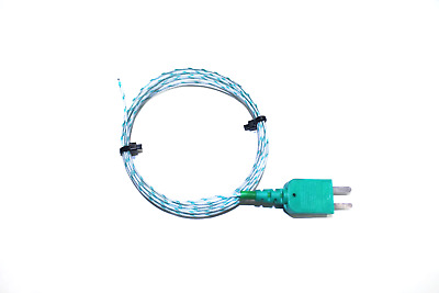 K type wire thermocouple Sensor probe from £3.90 with temp range-60 to + 350°c