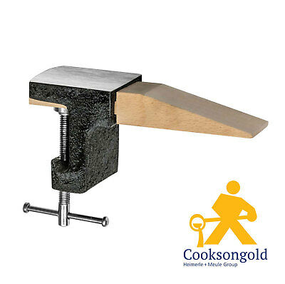 Cooksongold Essentials Jeweller's Combination Bench Peg and Anvil Jewellery Tool