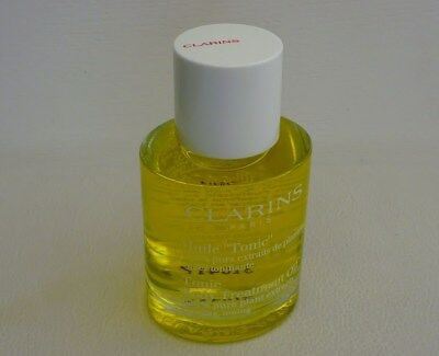"CLARINS Tonic Body Treatment Oil, Huile ""Tonic"", 30ml, Brand New!"