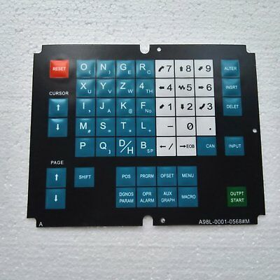For Fanuc A98L-0001-0568#​​M A98L00010568#​M Membrane Keysheet Keypad Keyboard