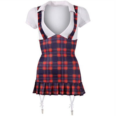 Cottelli Collection Sexy School Girl Costume - Outfits