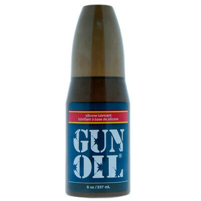 Empowered Products Gun Oil Silicone 8oz Lubricant - Adjuvants