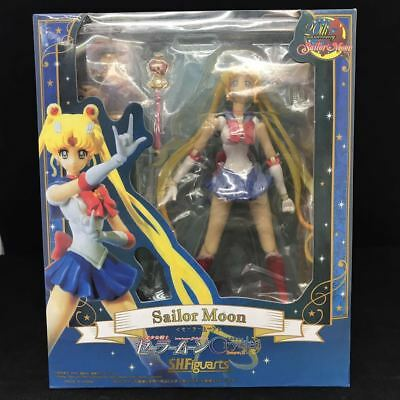 Sailor Moon 20th Anniversary Joint  Movable Action Figure with Box Anime Figur