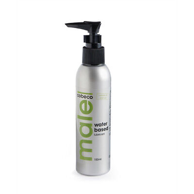 COBECO - MALE MALE Cobeco Lubricant 150ml - Water based Lubes