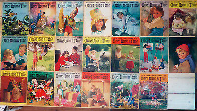 """20 Vintage """"Once Upon a Time"""" UK Comics (Issues #23 to #31 & #33 to #43) 1969"""