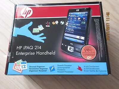 HP IPAQ 214 Enterprise PDA