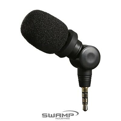 Saramonic SmartMic Condenser Microphone for iOS Devices