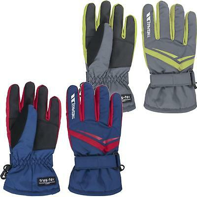 Trespass Anders Boys Waterproof Ski Glove 2 - 10 yrs