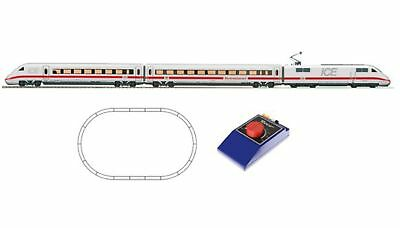 ROCO-51153-Analogue Starter Set Electric Multiple Unit ICE2, DB AG (HO SCALE)
