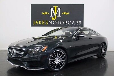 2015 Mercedes-Benz S-Class S550 Coupe 4MATIC Sport Pkg. EDITION 1 ~$149K MSRP 2015 MERCEDES S550 4MATIC COUPE! RARE EDITION 1, $149K MSRP! ONLY 15K MILES!
