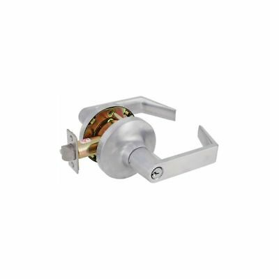 EzSet Commercial Grade 2 Keyed Entry Function Door Lever Handle 2 Keys