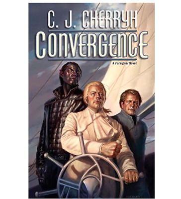 Convergence (Foreigner)  by C. J. Cherryh (Paperback, 2018)