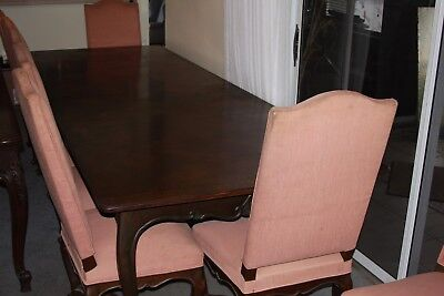 Baker Furniture - Vintage Mahogany Dining Room Table