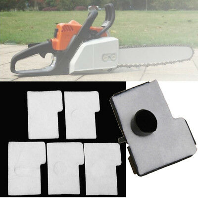 5pcs New Replace Air Filter For Stihl MS170 MS180 017 018 Chainsaw 1130 124 08