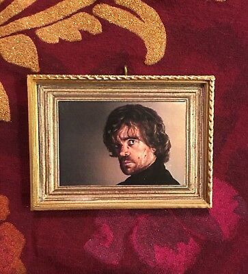 Tyrion Lannister Inspired Christmas Tree Ornament For Game Of Thrones Fans