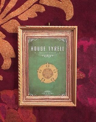 House Tyrell Inspired Christmas Tree Ornament For Game Of Thrones Fans Sigil