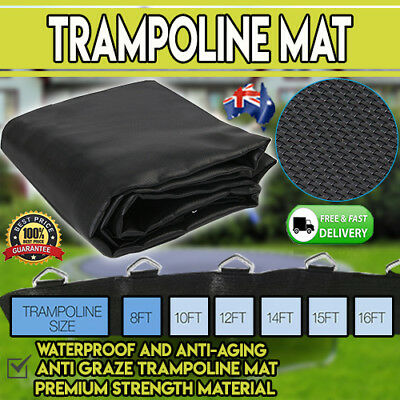 Trampoline Mat Replacement Round 8 10 12 14 15 16 Spring tool Included