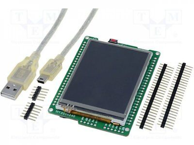 "1 pcs Display: TFT; 2.8""; 240x320; Interface: USB OTG"