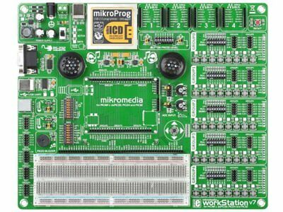 1 pcs Dev.kit: Microchip PIC; Interface: RS232,UART
