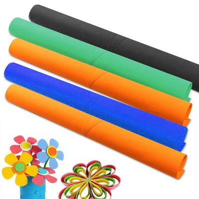 10Pcs Sheets Sponge EVA Foam Thick Paper Kids Handmade Sheets Craft Supplies