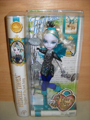 BNIB Ever After High Faybelle Thorn Doll By Mattel