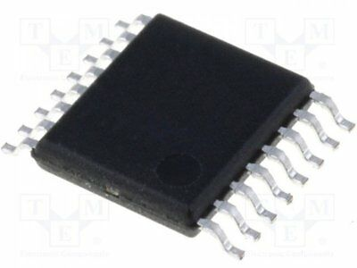 1 pcs Driver; PWM dimming; LED controller; I2C; 0.025A; Channels:8