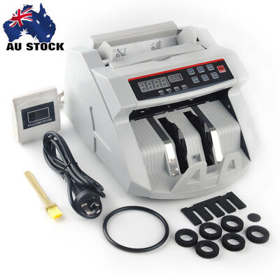 Bill Detector Counting Machine Currency Counter Banknote Counterfeit Machine