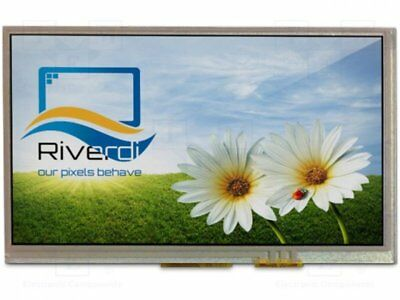 "1 pcs Display: TFT; 7""; 800x480; Illumin: LED; Dim:164.8x99.8x11.45mm"