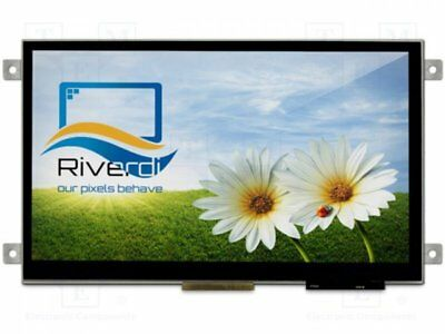 "1 pcs Display: TFT; 7""; 800x480; Illumin: LED; Dim:165.6x100.6x12mm"