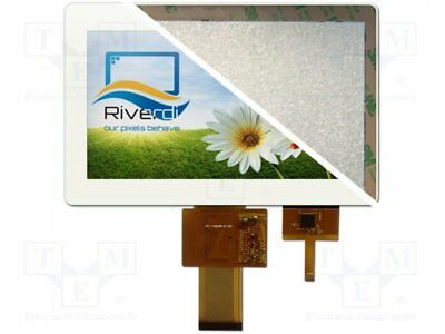 "1 pcs Display: TFT; 7""; 800x480; Illumin: LED; Dim:179.96x119x8mm"