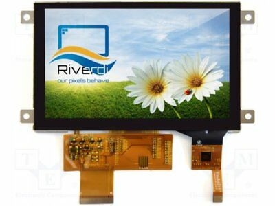 "1 pcs Display: TFT; 5""; 800x480; Illumin: LED; Dim:120.3x75.4x1.9mm"