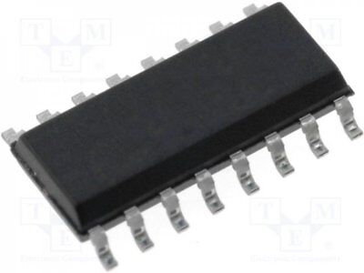 1 pcs Driver; LED controller; 5÷160mA; Channels:8; 4.5÷5.5V; SOP16