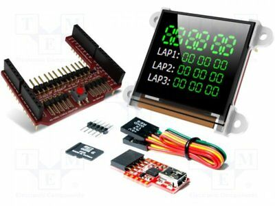 "1 pcs Display: OLED; graphical; 1.5""; 128x128; 27x27mm; Interface: UART"