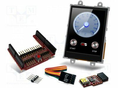 "1 pcs Display: TFT; 2.8""; 240x320; 43.2x57.6mm; Display: graphical"