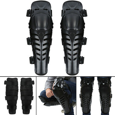 Pair Adult Motorcycle Racing Motocross Knee Pad Protective Guard Protection Gear