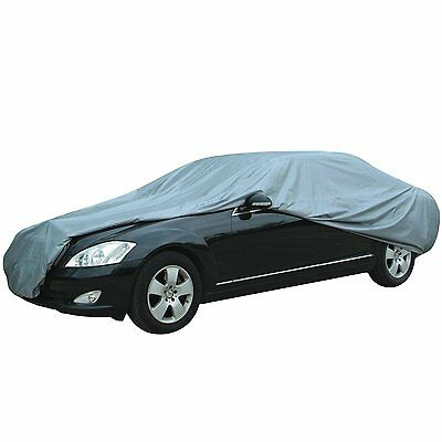 Heavy Duty Quality Car Cover Cotton Lined For Land Rover Discovery 98-04