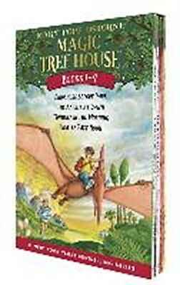 The Magic Tree House 01-04, Mary Pope Osborne