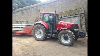 Tractor Hire And Driver