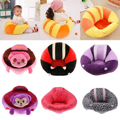 Infant Safe Sitting Chair Baby Comfortable Learns to Sit Sofa for 3-16 Months