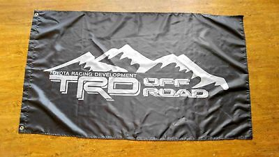 NEW TOYOTA TRD off  road FLAG car racing banner 3x5FT free shipping garage decor