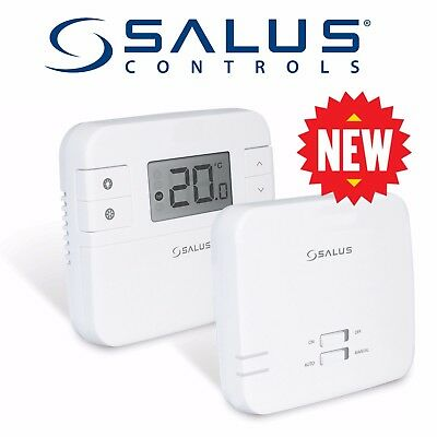 Salus RT510RF Digital radio frequency Room Thermostat Replaces rt500rf