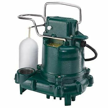 Zoeller 53 Submersible Sump Pump (Fully Automatic) 5m Lift