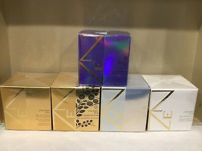 Shiseido Zen Eau de Parfum Limited Edition CHOOSE FRAGRANCE 50ml/1.6oz New boxed
